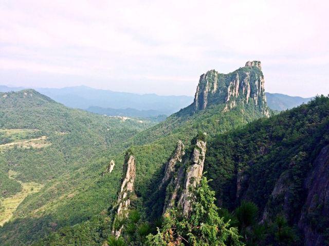 仙華山景區