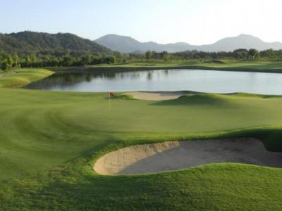 清邁高地水療高爾夫