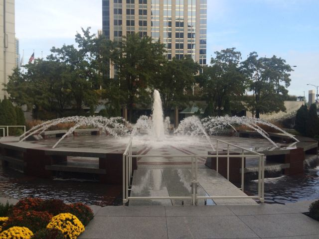 시카고 AON 센터