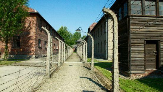 奥斯维辛集中营是来波兰旅游,不得不去的一个地方。进去看了咱展