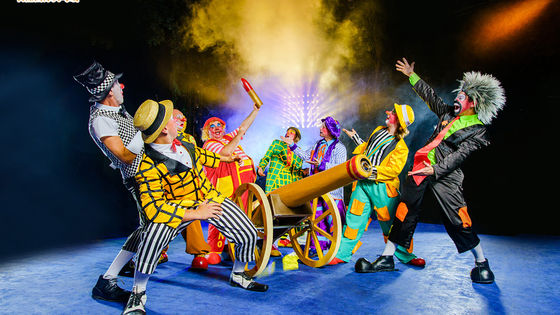 Up to 15% Off | Guangzhou Chimelong International Circus Ticket