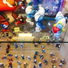 Belgian Comic Strip Center User Photo