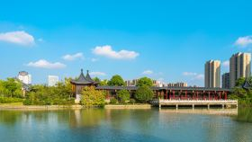 Architecture in Yancheng