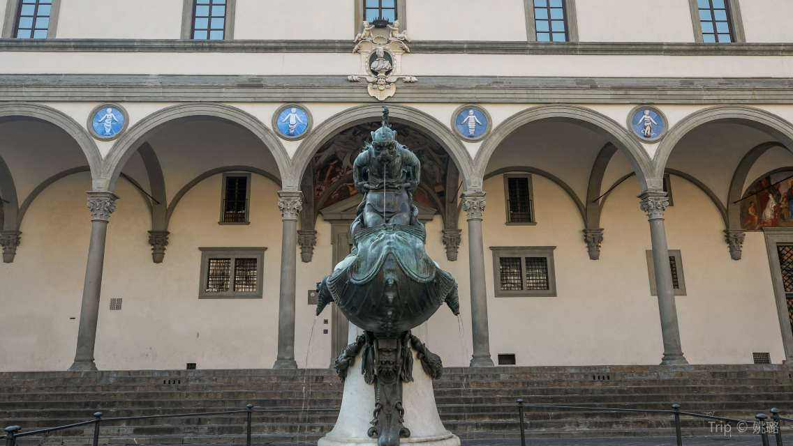 Tickets to the Innocenti Museum in Florence