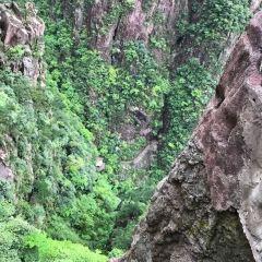 수박 먹는 저팔계 암석 여행 사진