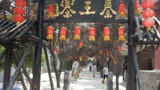 秦王寨馬趵泉動物園