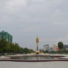 柬越友誼紀念碑用戶圖片