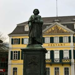 貝多芬紀念雕像(大教堂廣場)用戶圖片