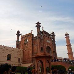 Badshahi Mosque User Photo