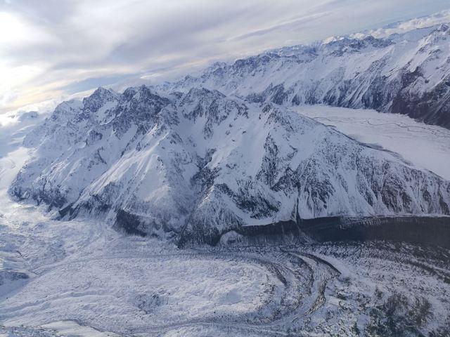 남알프스 산맥