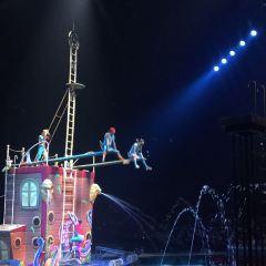 長隆歡樂世界中心演藝廣場張用戶圖片