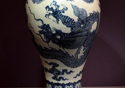 厚森青花瓷博物館