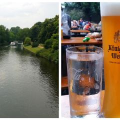 Cafe am Neuen See, Biergarten User Photo