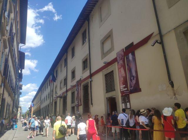 佛羅倫斯學院美術館