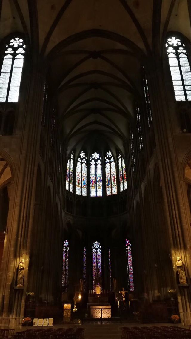 克萊蒙費朗聖母升天大教堂