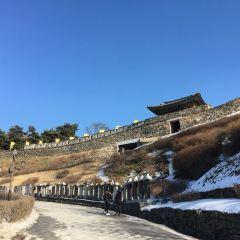 공산성 여행 사진