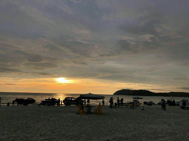 Burau Bay Beach