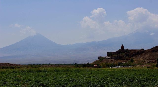 Khor Virap修道院