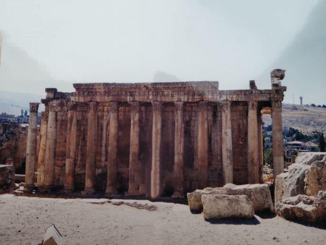 巴勒貝克神廟