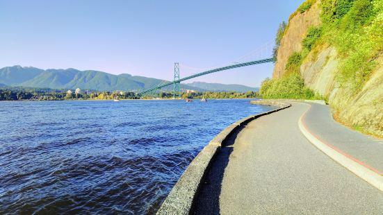 西溫哥華海堤
