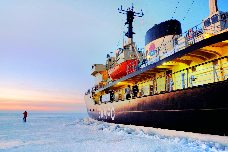 桑普號破冰船