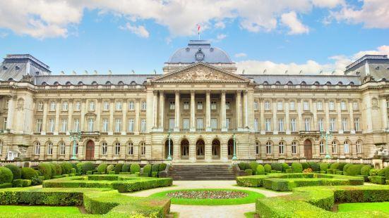 布魯塞爾皇宮