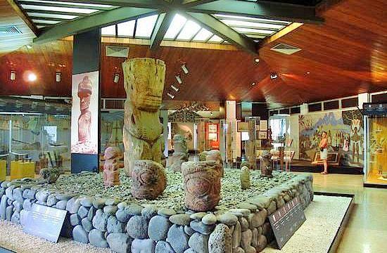 大溪地及其群島博物館