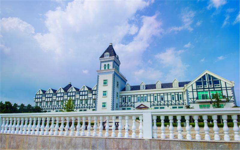 Changyu International Wine City Custer Chateau