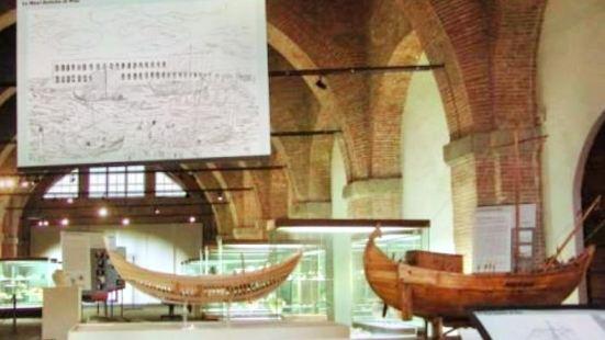 比薩古船博物館