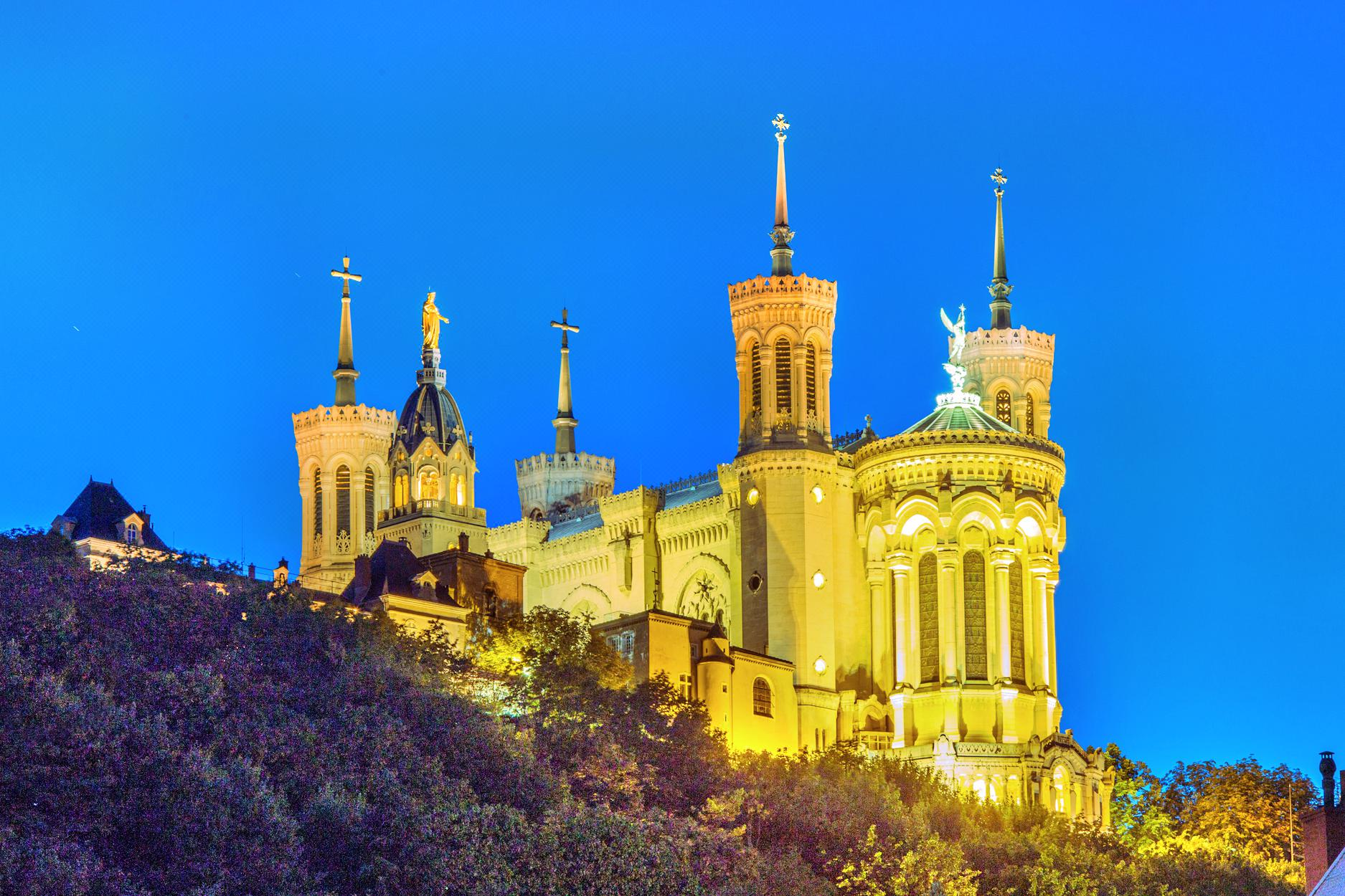 富爾維耶聖母教堂