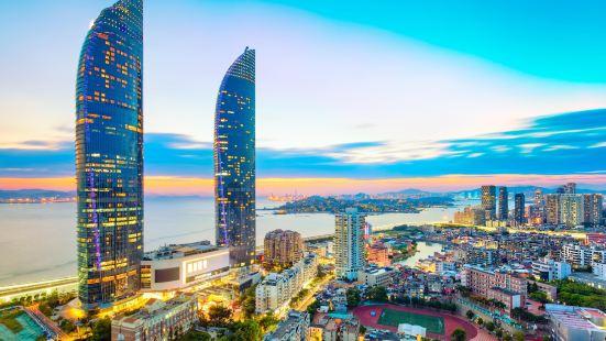 Xiamen Twin Towers