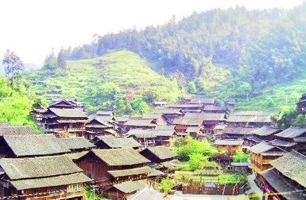 Disun Miao Village