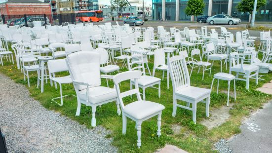 'Sickening' attack on 185 Chairs Memorial