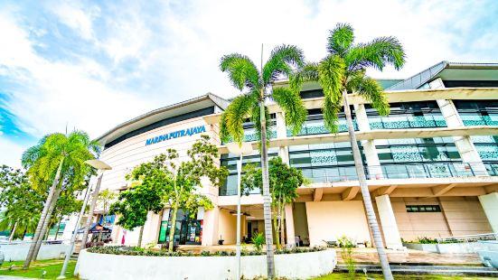 布城湖碼頭Marina Putrajaya休閑區