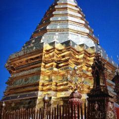 도이수텝 사원 여행 사진