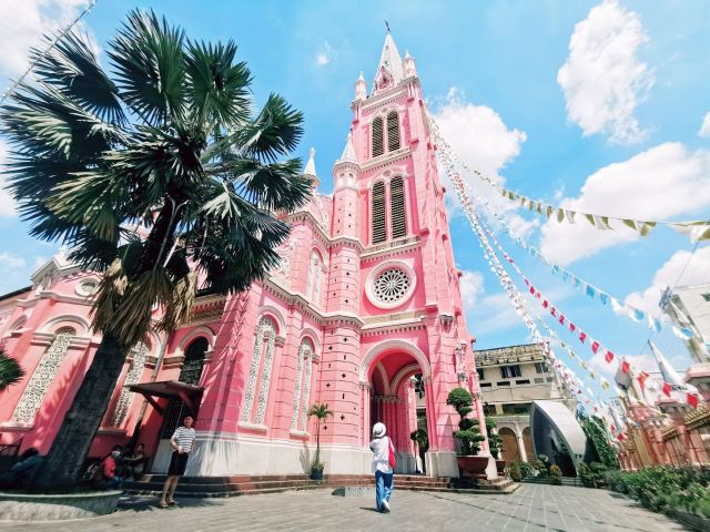 Tan Dinh Catholic Church