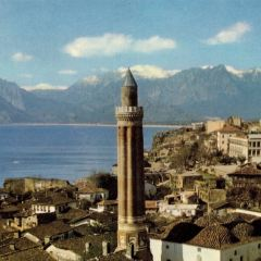 Yivli Minaret Mosque User Photo