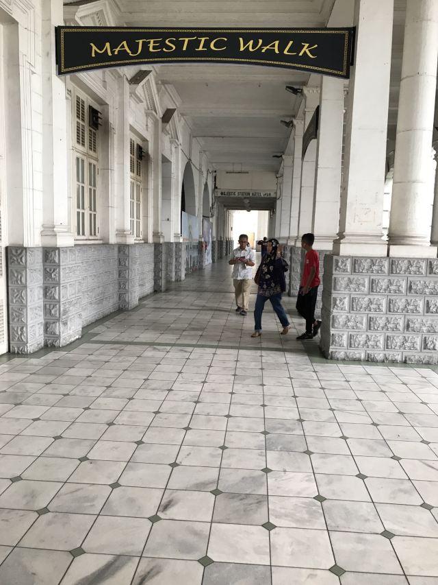 怡保火車站