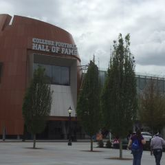 College Football Hall of Fame User Photo