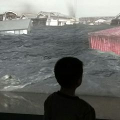 Tsunami and Storm Surge Disaster Prevention Station User Photo