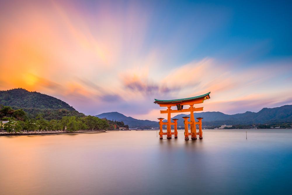 Japan's Okayama & Hiroshima & Yamaguchi JR PASS 5 Day Pass