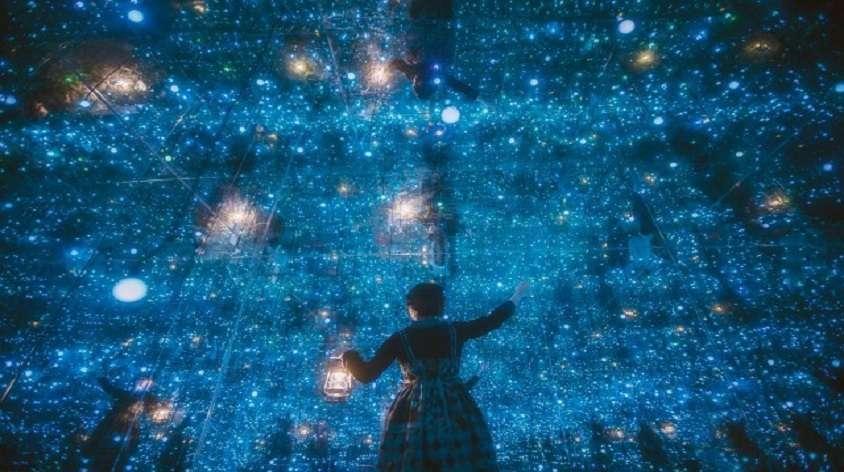 54% Off | Shanghai Bund Starry Sky Optical Illusion Gallery Ticket