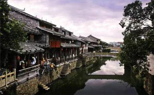 台州路橋老街