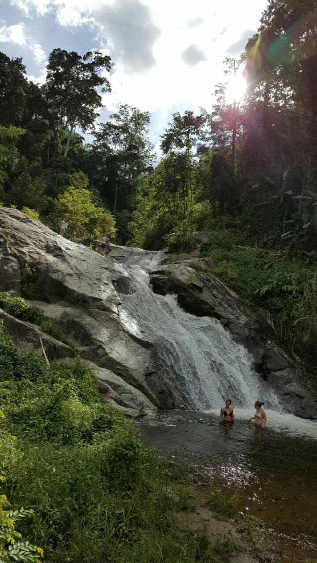 Mae Yen Waterfalls