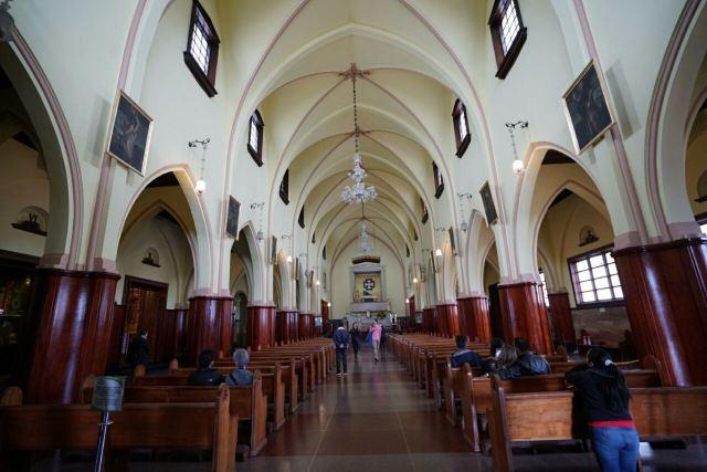 聖克拉拉教堂