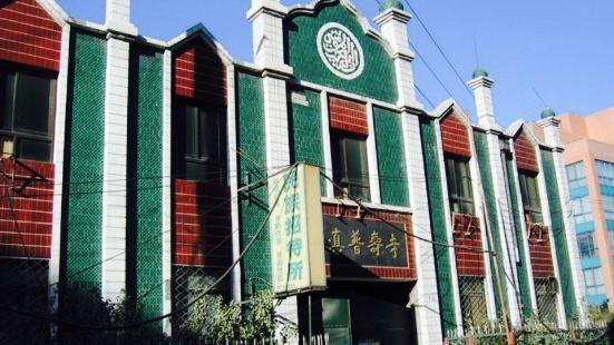 Muslims Pushou Temple
