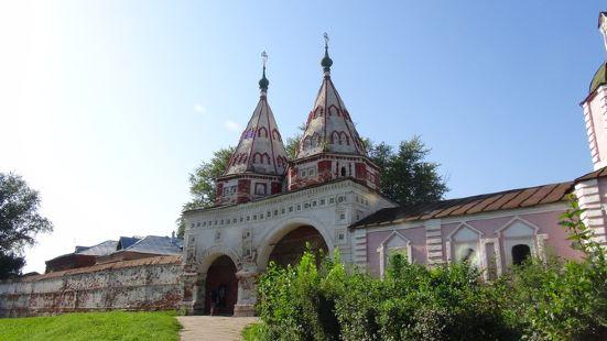聖袍修道院雙拱聖門