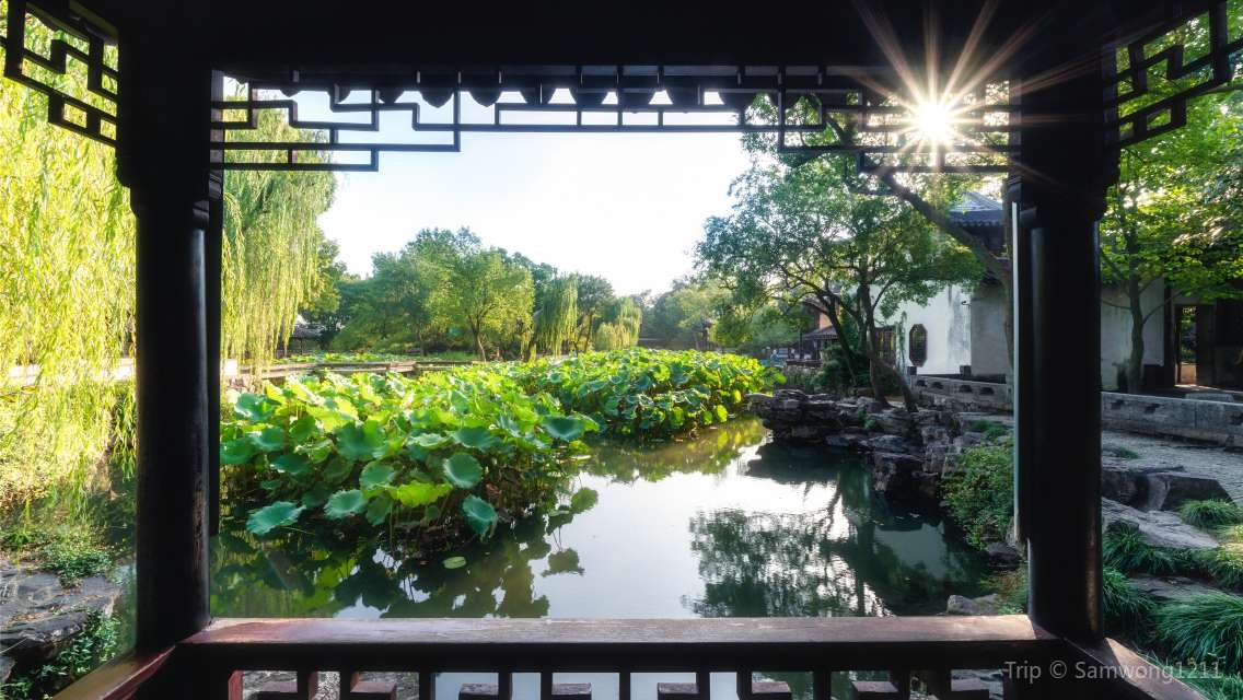 Shanghai to Suzhou one day private tour