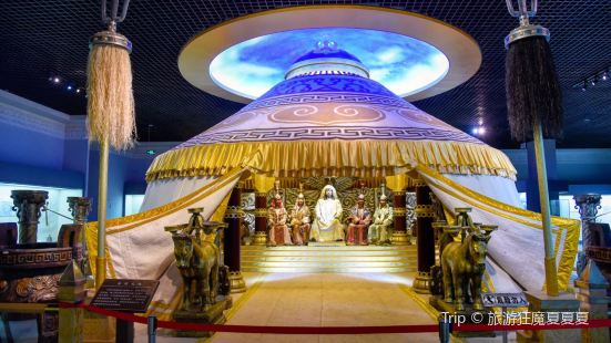 呼倫貝爾民族博物院