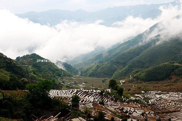 Lianhe Terraced field